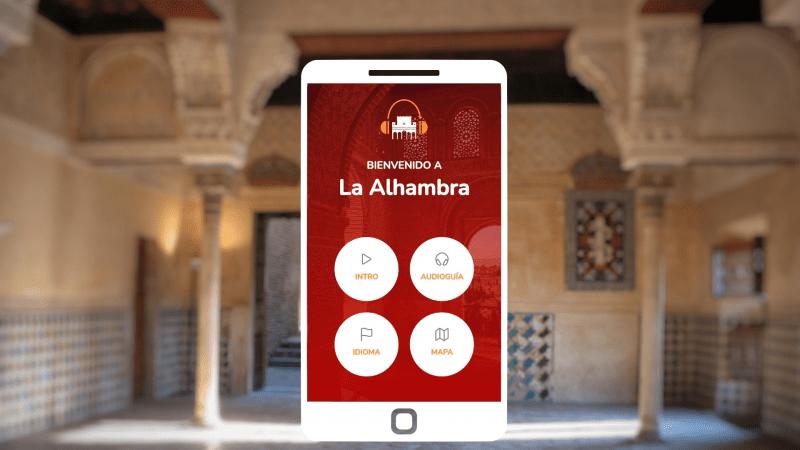 Audioguía Alhambra en Sala Mexuar